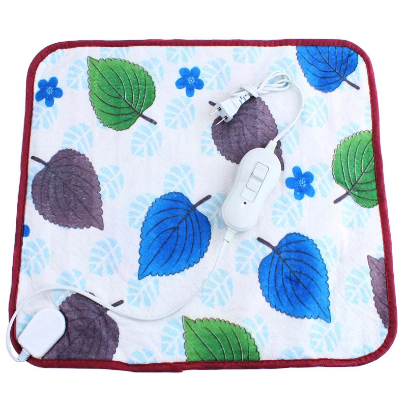 Economical 40*40cm 20W Dog Cat Electric Heat Pad Temperature Adjustable Pet Bed Blanket Puppy Kitten Bunny Heater Mat Ds99