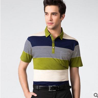 Top Quality Polo shirt for man New Summer Men Collar Polo Shirt Breathable mens polo shirts business cotton polo shirt YL 16801