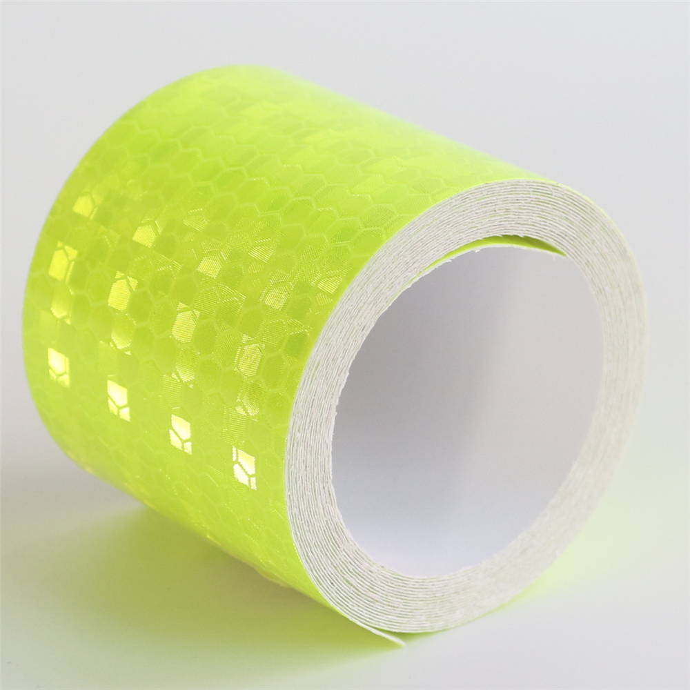 2017 5cm x 5m Decorative Safety Reflective Roll Strip Tape Decal Stickers