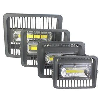Мощный светодиодный прожектор 30 Вт 50 Вт 100 Вт 150 Вт AC110V 220 В светодиодный Spotlight IP66 Водонепроницаемый энергии экономия проектор для освещения с...