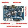 2 К HDMI LVDS для EDP Сигнала Плата Контроллера для Raspberry PI 3 1920x1080 EDP Сигнала 2 Полос 30 Пальцы ЖК-Дисплей Панели