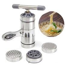 1PCS Kitchen Stainless Steel Noodle Machine Pasta Machine Spaghetti Pastamaker