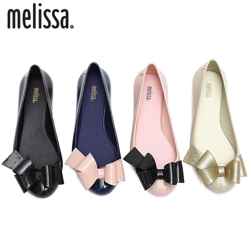 Melissa Original Women Jelly Sandalias 2019 New For Sandals Women Flat Summer Beach Sandals For Ladies Melissa Shoes