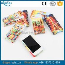 Em branco Caso de Telefone para iPhone5 caso Do Telefone Móvel para a Máquina Da Imprensa do Calor