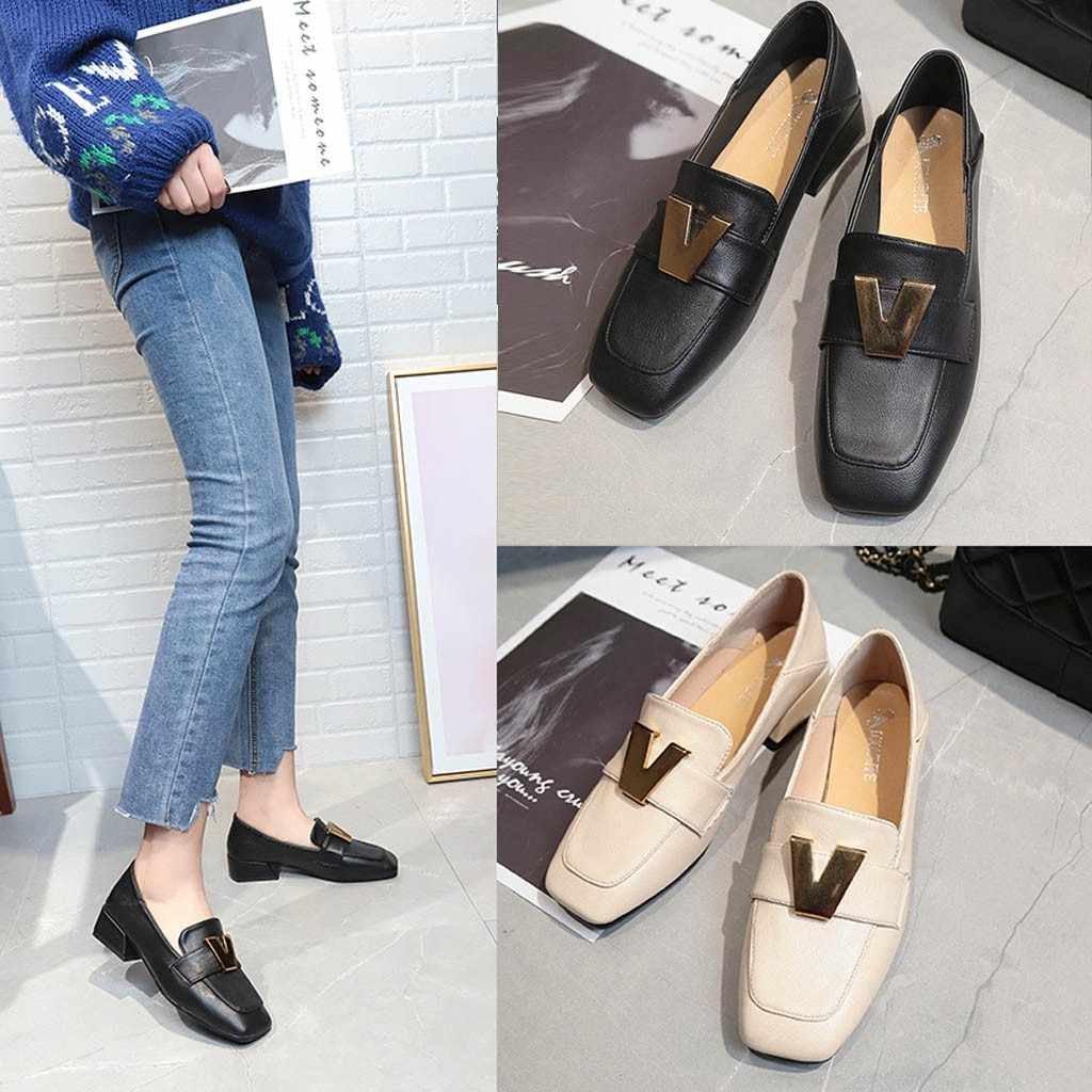 shoes Hot Loafers Women's Pumps