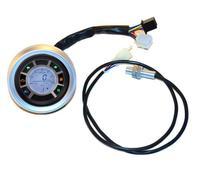 Motorcycle instrument Motor LCD Digital Speedometer Techometer Odometer Oil Level Gauge