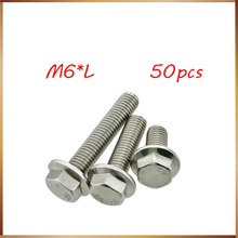 Buy m6 bolt hex and get free shipping on AliExpress com