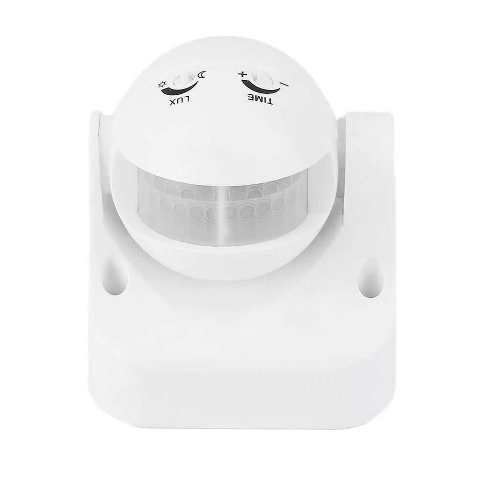 5 pièces 180 degrés de sécurité extérieure PIR détecteur de mouvement infrarouge détecteur de mouvement interrupteur - 2