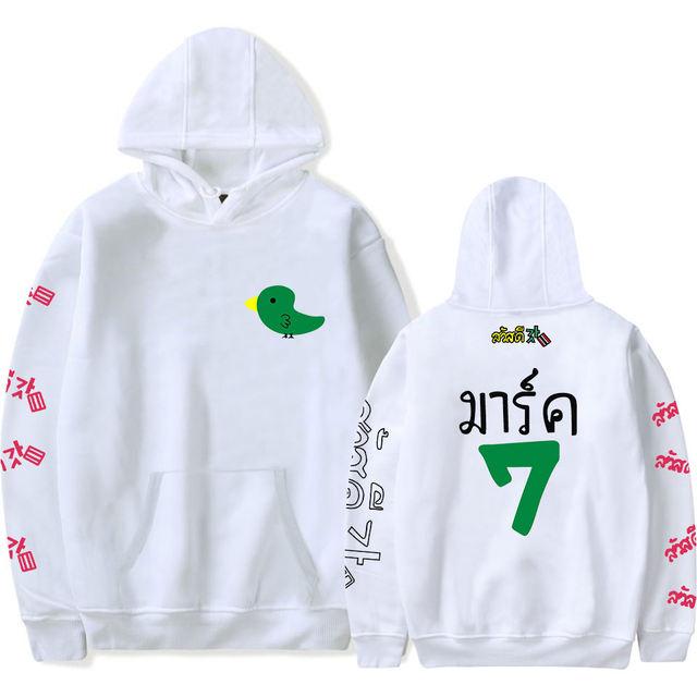 GOT7 REAL THAI HOODIE (25 VARIAN)