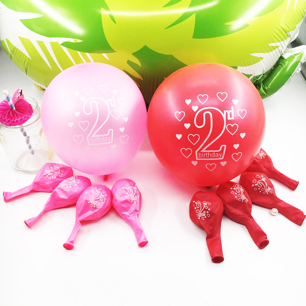 Online Get Cheap 2nd Birthday Decorations -Aliexpress.com ...