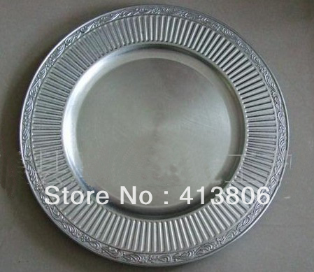 Aliexpress.: Buy plastic charger plates decoration plates for