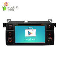HD Kapazitiven Touchscreen Android 9.0 OS In-Auto Multimedia DVD Player Für BMW E46 M3 Alt 3 Serie Steuergerät stereo GPS System