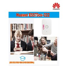 Открыл Huawei e5573 e5573cs-322 150 Мбит/с 4 г модем Dongle LTE Wi-Fi роутера