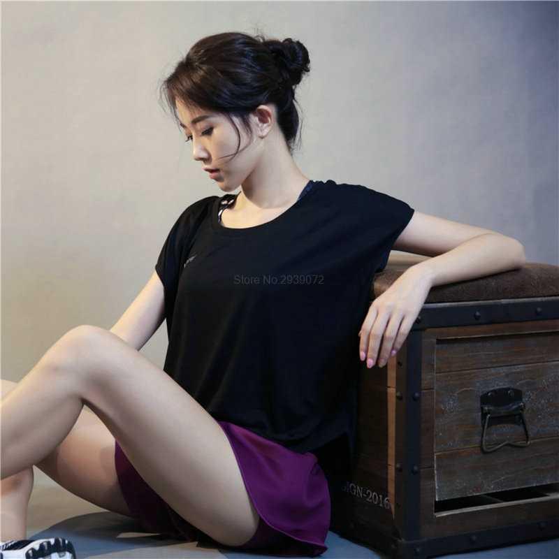 2017 Lulu Свободная рубашка для йоги, топы, Спортивная футболка для бега, женские спортивные, для тренажерного зала, Спортивная футболка, одежда для фитнеса для женщин