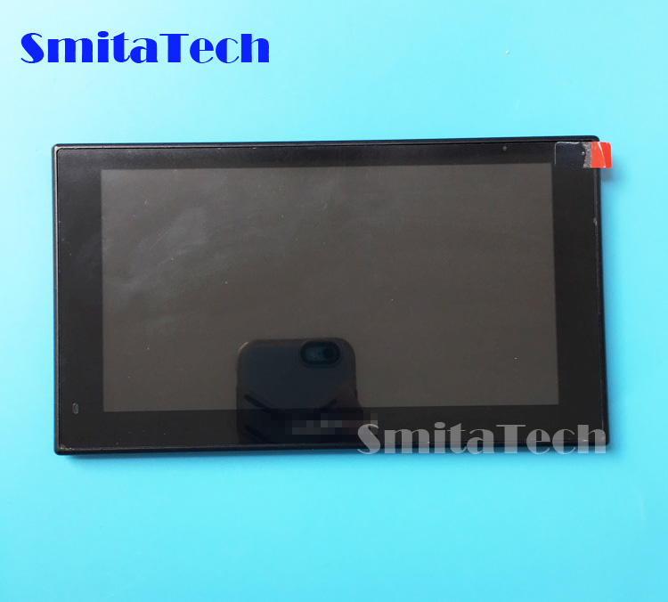 6.0 inch DFD060VFPLM GPS LCD display screen with touch screen for Garmin nuvi 2699 2699LM 2699LMT-D digitizer panel with frame 5 0 inch capacitive touch screen for garmin nuvi 2599 2529 2559 2519 2589 lm lm zd050na 05e lcd display touch screen digitizer