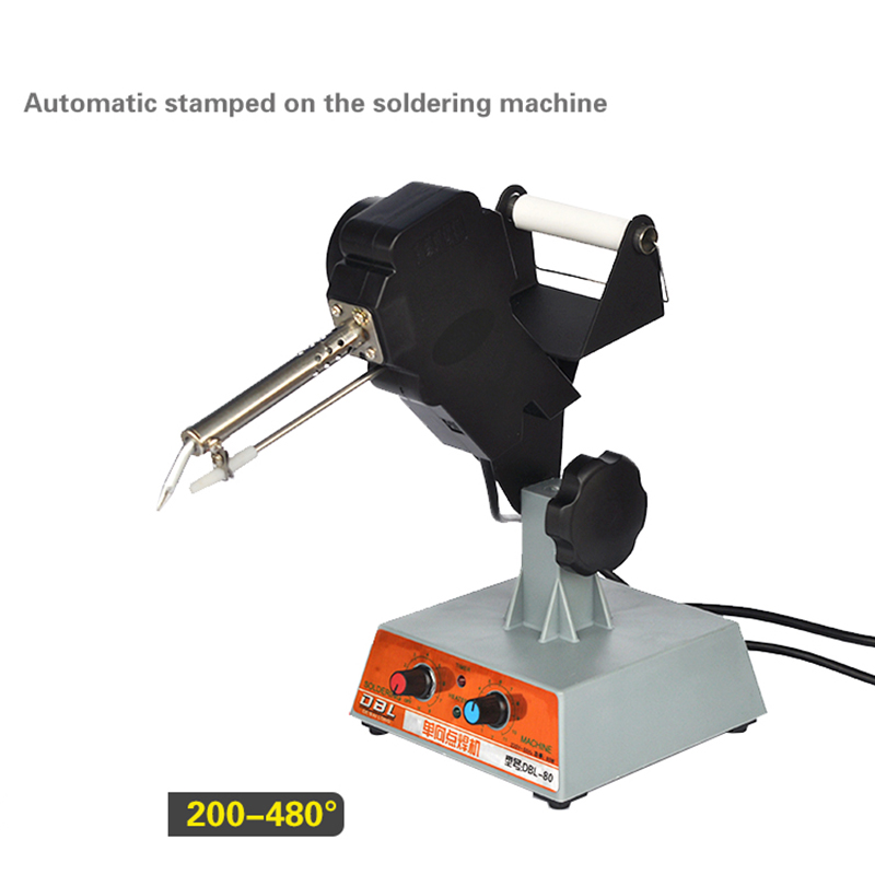 220V Adjustable temperature foot switch soldering machine Electric automatic solder 0.6-1.6mm automatic tin feeding machine constant temperature soldering iron teclast multi function foot soldering machine f3100a