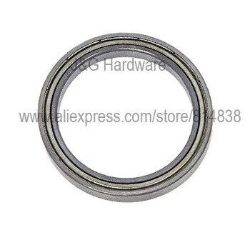 6806 zz Bearing 30x42x7 Shielded Ball Bearings 50 pieces