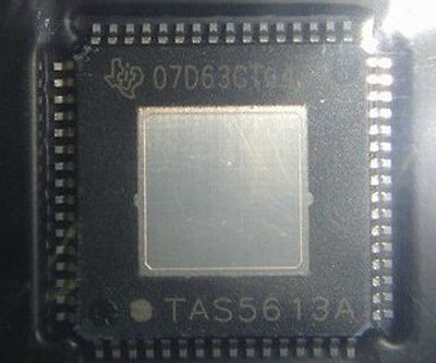 TAS5613APHDR IC AMP AUDIO 150W STER D 64HTQFP 5613 TAS5613