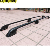 Luhuezu OE Design Roof Rack Roof Bar For Toyota Land Cruiser UZJ100 LC100 1998 2007 Accessories