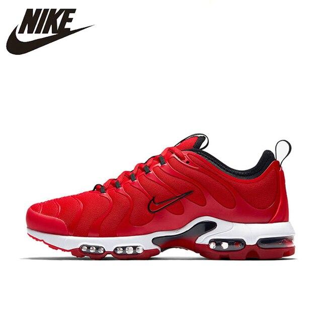 Оригинальный Новое поступление Официальный Nike Air Max Plus Tn Ультра 3 м Для мужчин дышащие кроссовки обувь спортивная, кроссовки для тренировок