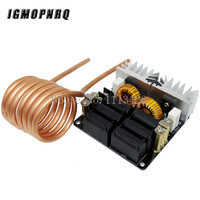 1000W 20A ZVS Low voltage induction heating board Power supply module Flyback Driver Heater Tesla coil