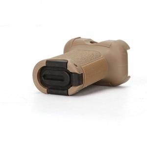 Image 4 - Tactical Airsoft TB1069 TD Grip Universal Acessórios Do Brinquedo Plástico Handgrip Tan e preto