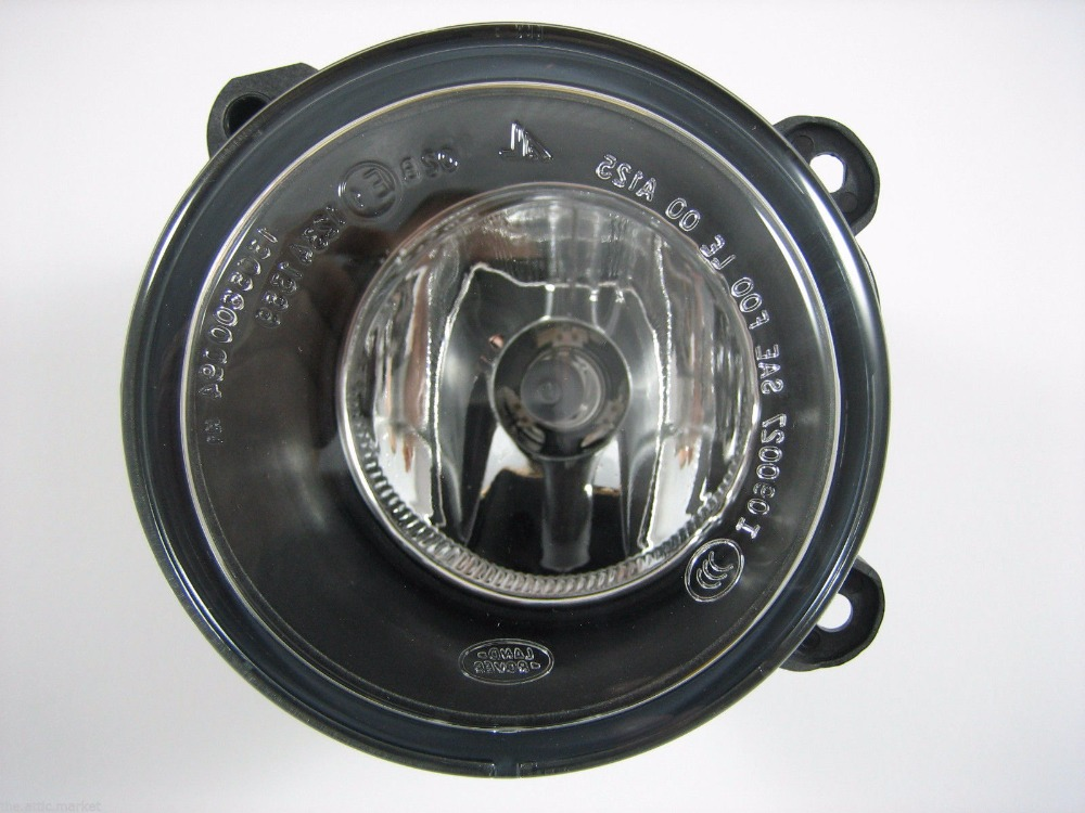 New Land Rover Front Bumper Fog Lamp light for Land Rover Discovery 3 2005 XBJ000090