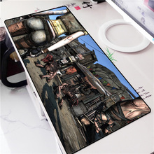 Mairuige The 3D Fps Rpg Game Borderlands 2 Mousepad Computer Peripherals Bige Size Locked Edge Table Mice Mat Pad Pc Gaming Mats