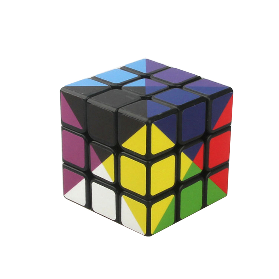 Intelligencia Puzzle Magic Cube Játékok Gyermekek Labirintus Brinquedo Menino Tanulási források Rompecabezas Gyermekjátékok 70D0724