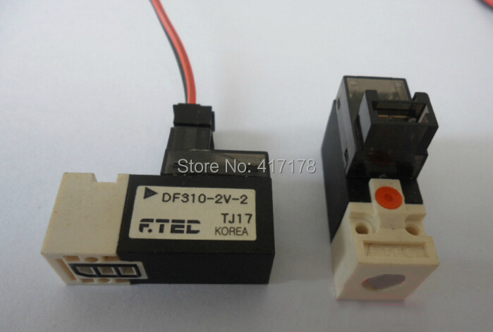 Kniiting Socks Machine Use Korea FTEC 10 Mm Solenoid Valve D101-2V