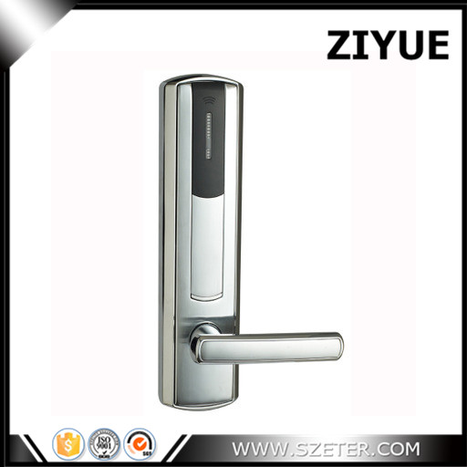 Electric Door Lock RFID Card Hotel Electronic Door Locks for Hotel Apartment Home Office Room Smart Entry ET815RF цена