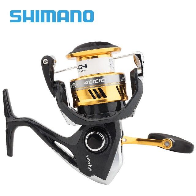 100% Amazing Shimano SAHARA FI C2000-4000XG Spinning Fishing Reel Fishing Reels cb5feb1b7314637725a2e7: 1000|2500HGS|4000XG|C2000HGS|C3000HG|C5000XG