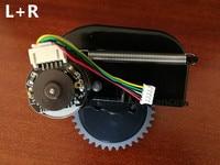 2pcs Original Left Right Wheel Motor For Chuwi Ilife V5s Pro Ilife V3s Pro Robot Vacuum