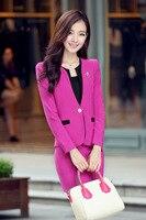 Plus size S-3XL (bust 104 cm) Ladies fall 2015 new Korean version of three-piece suit women dress long sleeve dress xl xxl xxxl