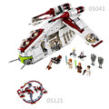 [New] Star Wars Compatible legoinglys 05041 Toy for children The Republic Gunship Set Educational Building Blocks gift for boy