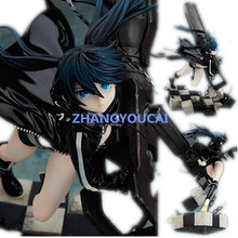 Black Rock Shooter Running Animation version 1/8 Scale Painted Figure Collectible Model Toy RETAIL BOX zy002
