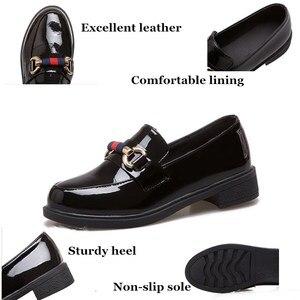Image 2 - Lüks tasarım ayakkabı kadın pompaları 2020 yeni siyah topuklu iş deri bayan ayakkabı artı boyutu mükemmel kadın ayakkabı Zapatos mujer