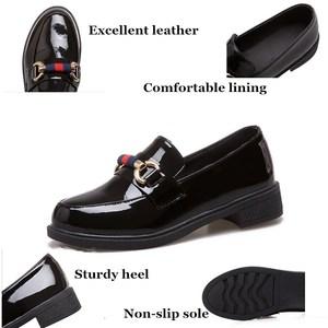 Image 2 - Luxury Designer Shoes Women Pumps 2020 New Black Heels Work Leather Ladies Shoes Plus Size Excellent Woman Shoe Zapatos mujer