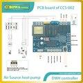 Set completo di intelligenza artificiale controller per aria fonte pompa di calore domestico riscaldatore di acqua (ACS), tra cui sensers + cavo