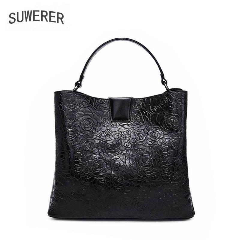 2017 new fashion embossed handbag Lady handbag Shoulder Messenger Bag Designer Design