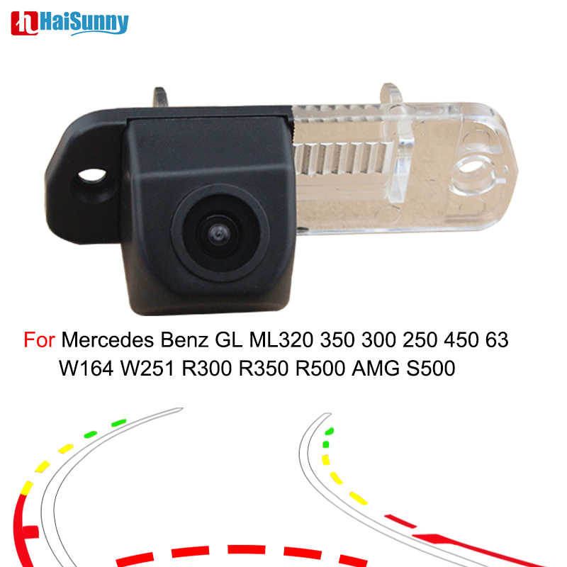 S320 S350 S500 S60 Rear Reversing Backup Camera Rearview License Plate Camera Night Vision Ip68 Waterproof for MB Mercedes W220 W164 W163 X164 ML320//ML350////ML400 ML500 //GL450//GL500 S280