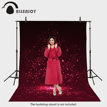 backdrops for photo fabric vinyl Valentine 's Day Romantic Blur background photography photocall camera