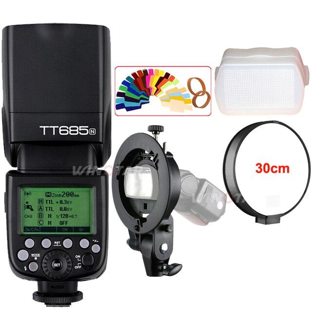 Aliexpress.com: Comprar Godox TT685 TT685N 2.4G Wireless