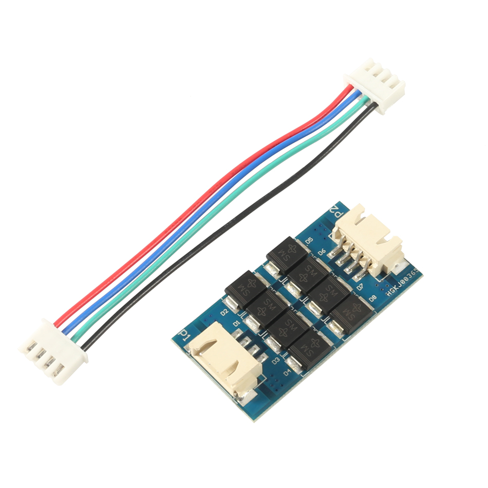 4Pin TL SMD Diode Smoother Kit Addon Module for 3D Printer Drivers Stepper Motor