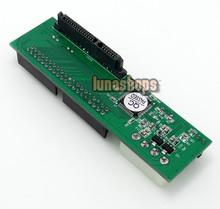 3.5″ 40Pin male IDE PATA to 22pin SATA female adapter JM20330 SATA-IDE card