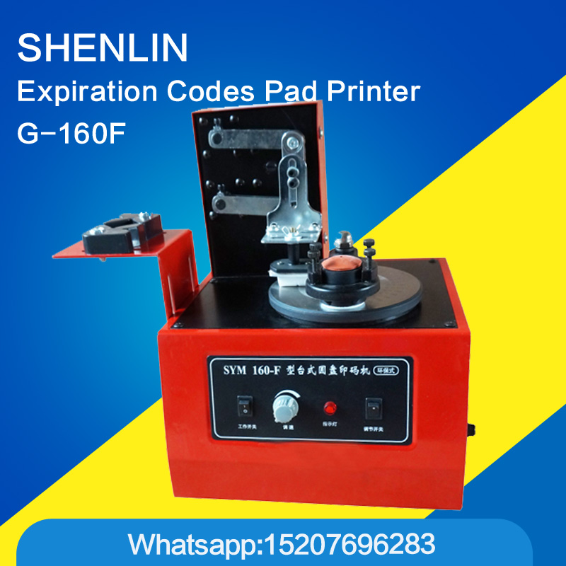 Loghi macchina da stampa tampone elettrico stampante data di scadenza - Set di attrezzi - Fotografia 2