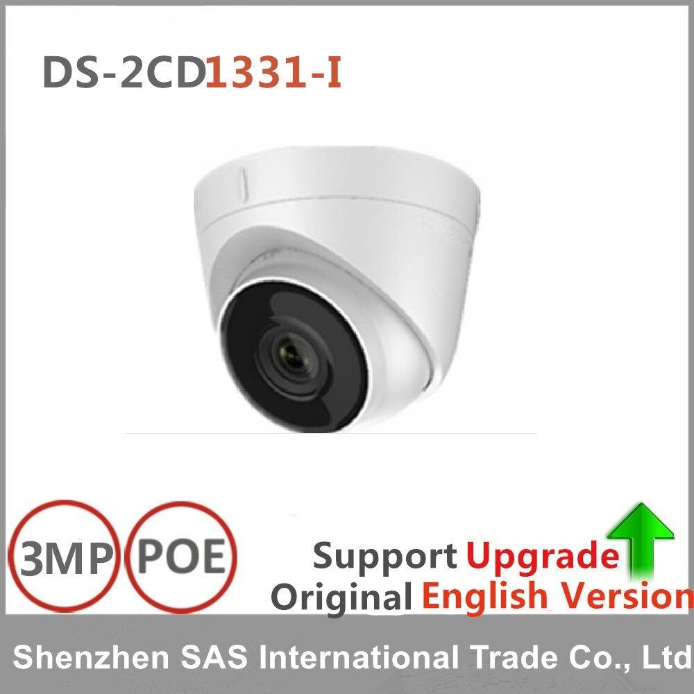 Здесь можно купить   Hikvision 3MP Surveillance Camera DS-2CD1331-I Network Infrared IP Camera instead DS-2CD2332-I DS-2CD3332-I Безопасность и защита