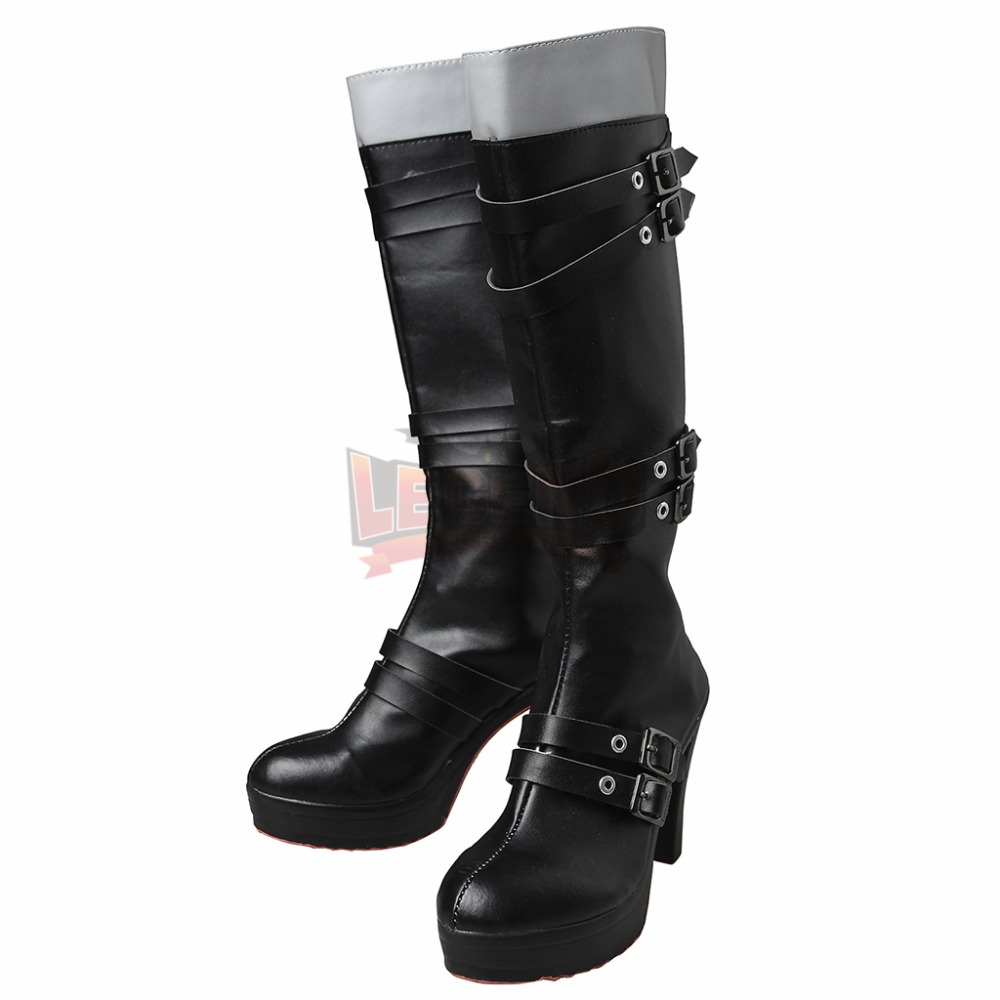 Cosplay legend Final Fantasy XV FFXV FF15 costume Iris Amicitia Cosplay shoes adult costume 2017 shoes Custom Made