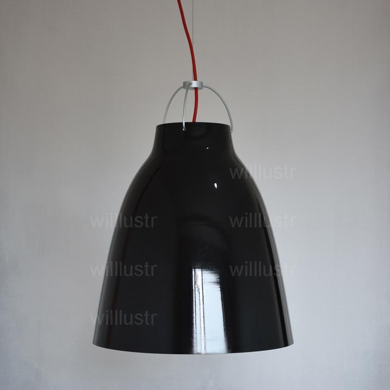 цена на Willlustr Caravaggio pendant lamp nordic CECILIE MANZ design suspension light hotel bar Denmark modern aluminum hanging lighting