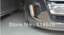 Хром передней противотуманной фары крышка отделка 2 шт. для Ford Edge 2011 2012 2013